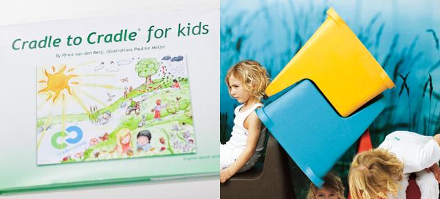 Cradle for Cradle for kids + Durapulp Parupu