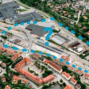 Sveriges första Cradle to Cradle-stadsdel