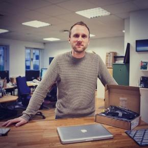 Uppgraderad MacBook