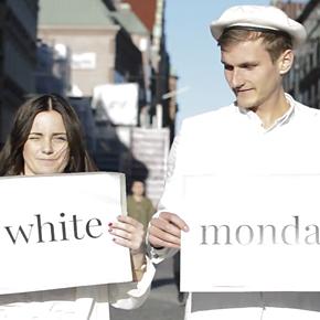White Monday, fler evenemang, #CircularHome